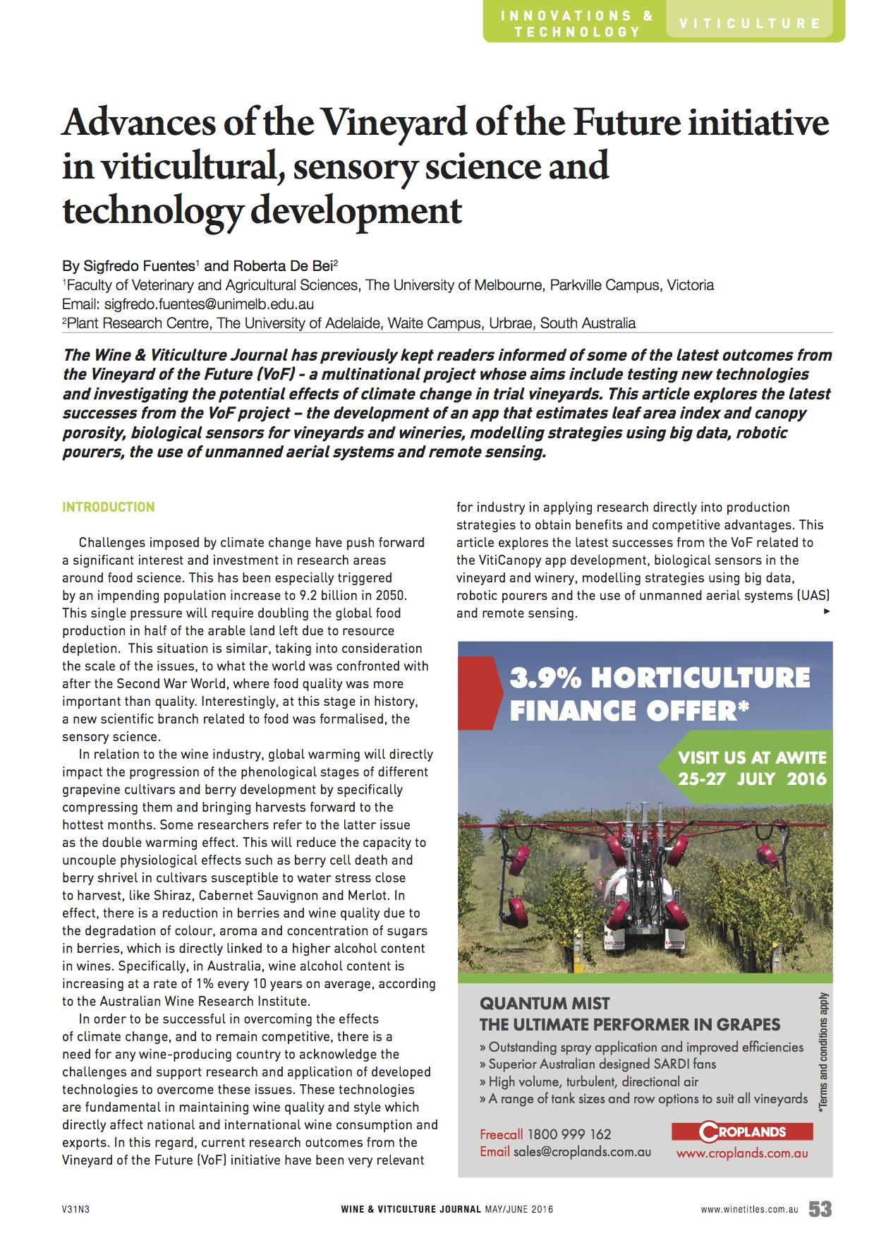 article future technology